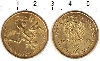 Изображение Монеты Польша Польша 2002 Латунь UNC