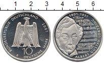 Изображение Монеты Германия 10 марок 2007 Серебро Proof-