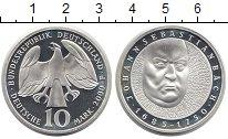 Изображение Монеты Германия 10 марок 2000 Серебро Proof-