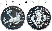 Изображение Монеты Сейшелы Сейшелы 1993 Серебро Proof