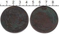 Изображение Монеты Кабинда 5 копеек 1764 Медь VF