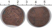 Изображение Монеты Германия Мюнстер 6 пфеннигов 1762 Медь F