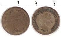 Изображение Монеты Баден 3 крейцера 0 Серебро F Людвиг I (чеканка 18
