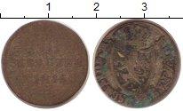 Изображение Монеты Нассау 3 крейцера 1815 Серебро F