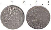 Изображение Монеты Польша 3 гроша 1623 Серебро VF