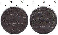 Изображение Монеты Германия : Нотгельды 50 пфеннигов 1918 Железо VF