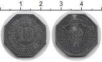 Изображение Монеты Германия : Нотгельды 10 пфеннигов 0 Цинк XF Трир