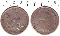 Изображение Монеты Германия Зальцбург 1 талер 1759 Серебро VF