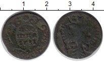 Изображение Монеты 1730 – 1740 Анна Иоановна 1 полушка 1731 Медь VF