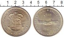 Изображение Монеты ЮАР 5 шиллингов 1960 Серебро UNC-