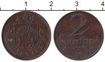 Изображение Монеты Латвия Латвия 1926 Бронза XF