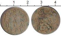 Изображение Монеты Голландия 2 стивера 1791 Серебро VF
