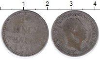 Изображение Монеты Мекленбург-Шверин 1/12 талера 1848 Серебро F