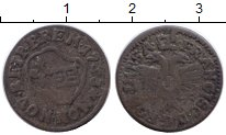 Изображение Монеты Германия Бремен 1 гротен 1753 Серебро VF