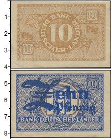 Изображение Банкноты Германия : Нотгельды 10 пфеннигов 1920  XF