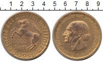Изображение Монеты Вестфалия 10000 марок 1923 Латунь XF