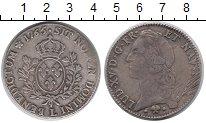 Изображение Монеты Франция 1 экю 1765 Серебро VF