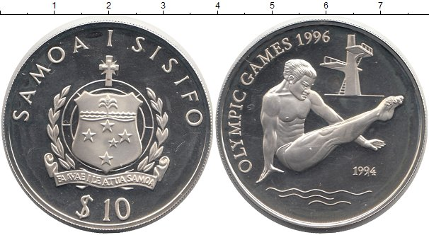 Монеты самоа купить серебряная монета туркменистана 500 манат gara yusup