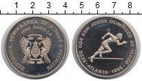Изображение Монеты Сан-Томе и Принсипи 1000 добрас 1996 Медно-никель Proof-