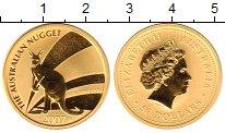 Изображение Монеты Австралия 50 долларов 2007 Золото UNC-