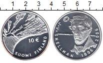 Изображение Монеты Финляндия 10 евро 2006 Серебро Proof