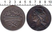 Изображение Монеты Франция Медаль 1904 Бронза XF
