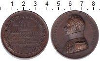 Изображение Монеты Франция Медаль 1820 Медь XF