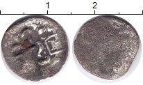 Изображение Монеты Камбоджа 1/2 фуанга 1847 Серебро VF
