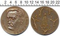 Изображение Монеты Франция медаль 1977 Бронза UNC