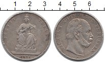 Изображение Монеты Пруссия 1 талер 1871 Серебро VF