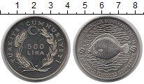 Изображение Монеты Турция 500 лир 1983 Медно-никель UNC