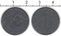 Изображение Монеты Германия 10 пфеннигов 1947 Цинк XF+