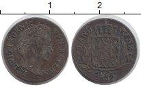 Изображение Монеты Бавария 1 крейцер 1832 Серебро VF Людвиг I