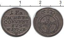 Изображение Монеты Германия Тевтонский орден 1 крейцер 1776 Серебро XF-