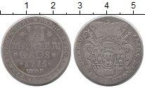 Изображение Монеты Мюнстер 6 грошей 1715 Серебро VF