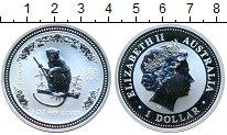Изображение Монеты Австралия 1 доллар 2004 Серебро Proof
