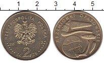 Изображение Монеты Польша 2 злотых 2012 Латунь UNC-