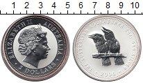 Изображение Монеты Австралия 2 доллара 2006 Серебро Proof-