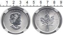 Изображение Монеты Канада 5 долларов 2014 Серебро BUNC