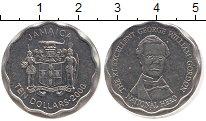 Изображение Монеты Ямайка 10 долларов 2000 Медно-никель XF