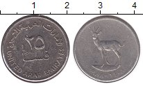 Изображение Монеты ОАЭ ОАЭ 1988 Медно-никель XF
