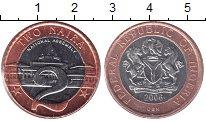 Изображение Монеты Нигерия 2 найра 2006 Биметалл UNC- Национальная ассамбл