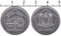 Изображение Монеты Сирия 5 фунтов 2003 Медно-никель UNC-