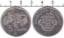 Изображение Монеты Сейшелы Сейшелы 2007 Медно-никель UNC-