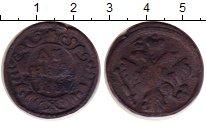 Изображение Монеты 1741 – 1761 Елизавета Петровна 1 деньга 1737 Медь VF