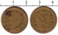 Изображение Монеты Германия 3 пфеннига 0 Латунь VF