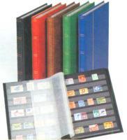 Изображение Аксессуары для монет Для марок  Альбом для марок LS 4/16 (319097-Basic S32) 0   16 двусторонних лист