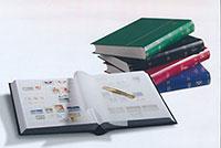 Изображение Аксессуары для монет Для марок  Альбом для марок LS 4/8 (313766-Basic S16) 0   8 двусторонних листо