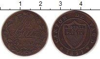 Изображение Монеты Швейцария Вауд 1/2 батзена 1811 Серебро XF-
