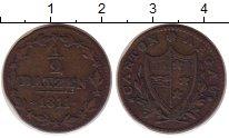 Изображение Монеты Аргау 1/2 батзена 1811 Серебро XF-